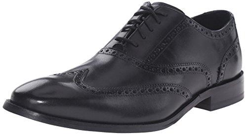 Cole Haan Oxford Heels - Cole Haan Men's Williams Wingtip Oxford, Black, 9.5 M US