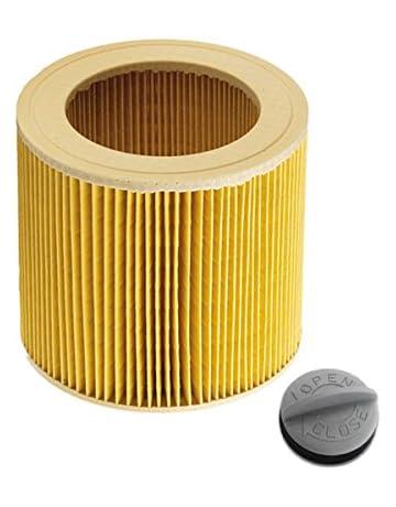Filtro de cartucho para Kärcher WD2.200 WD3.500 P WD 3.200, WD