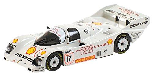 Minichamps 1:43 Scale 1987 Supercup Hans-Joachim Stuck Winner Porsche 962 C