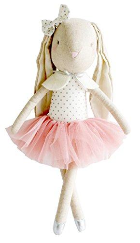 Bella Ballet Bunny 40cm Silver (Ballet Bunny)