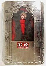 Barbie Cruella De Vil Ruthless in Red Great Villains 101 Dalmatian Collector Doll