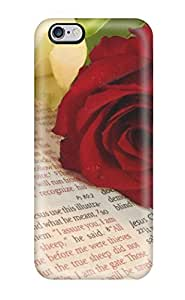 Slim Fit Tpu Protector Shock Absorbent Bumper Bible Roses Case For iphone 4s