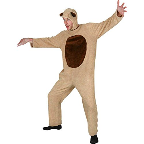 Honey Bear Costumes Adults (Adult Honey Bear Costume (Size: Standard 42-46))