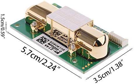 QinMei Zhou NDIR Sensore di CO2 NDIR PWM infrarossi Anidride carbonica Sensor Module Serial Port 0-5000PPM