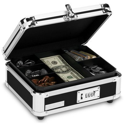 Vaultz Cash Box ()