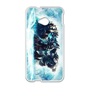 HTC One M7 Cell Phone Case White Volibear league of legends 004 NT2914433