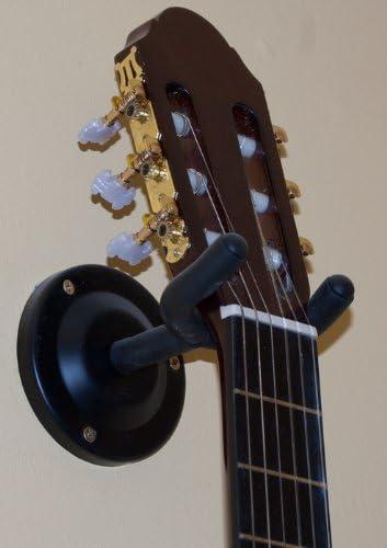Guitarra soporte de pared para guitarras y Instrumentos de cuerda ...