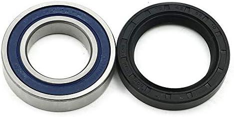 Left Rear Axle Wheel Bearing /&Seal Hub For Honda Foreman TRX 400 500 Rancher 350