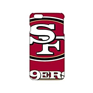 Slim Thin NFL San Francisco 49ers Team Phone Case for iPhone 6