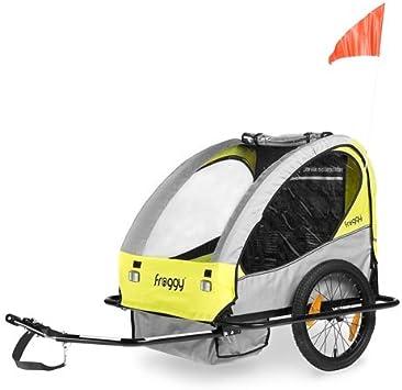 Froggy® BTC05 - Remolque de bicicleta, para niños Sunny: Amazon.es ...