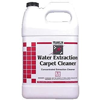 Franklin Cleaning Technology Water Extraction Carpet Cleaner Bottle