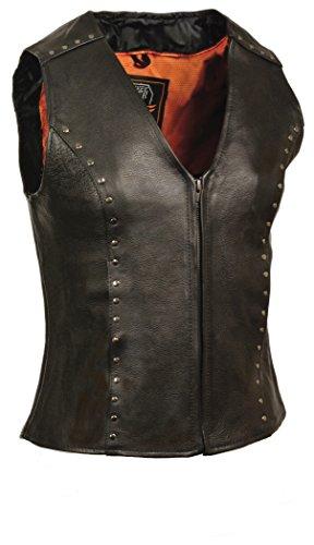 Zipper Womens Vest - 5