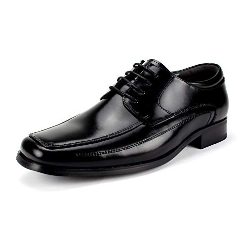 Giorgio Venturi 4941 Leather Mens Dress Shoe Lace up (11 D(M) US, Black) ()