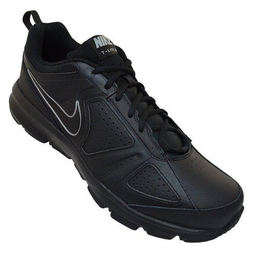 Nike Mens T-lite Scarpe Sala Xi Nere