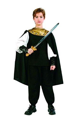 Dead Raggedy Ann Doll Costume (OvedcRay Renaissance Knight Child Medieval Prince Warrior Boy Kids Costume W/ Cape)
