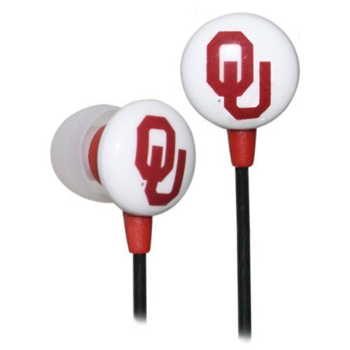 Ignition Earbuds - University of Oklahoma Sooners Ignition Earbuds