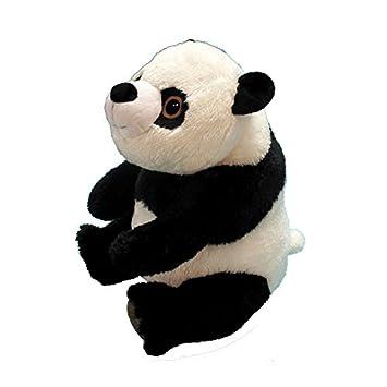 Oso panda de peluche gigante 120cm. Fabricado en España