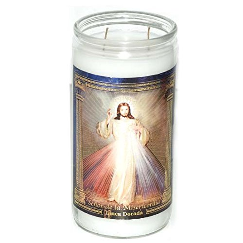 14Days Scented Candle Misericordia, Case of 6