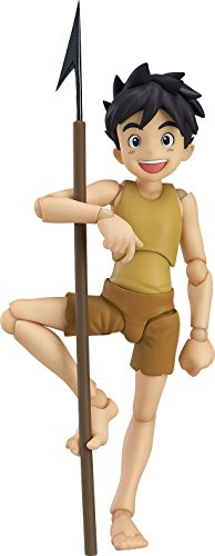 Max Factory Future Boy Conan Figma Action Figure