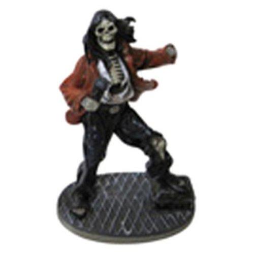 - Penn-Plax Rock Star Skeleton Vocalist 4in