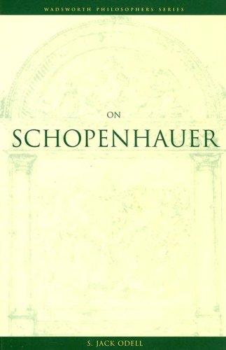 On Schopenhauer (Wadsworth Philosophers Series)