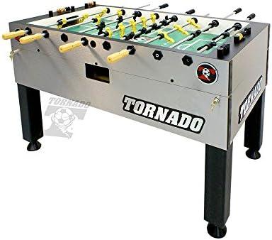Tornado T-3000 futbolín mesa con 1-man portero: Amazon.es ...