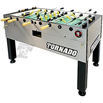 Tornado T-3000 Foosball Table with 1-man Goalie