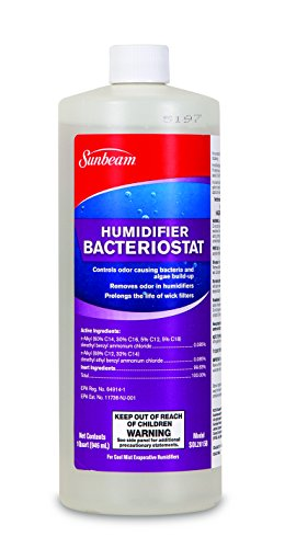 Sunbeam Humidifier Bacteriostat Solution 32 oz,