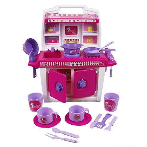 Best Kitchen Set For Kids – Toyzone Barbie My Little Kitchen Set/Play Set for Girls