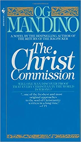 The Christ Commission: Will One Man Discover Proof That