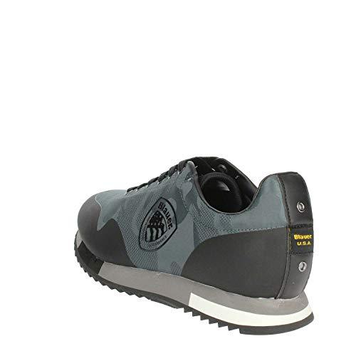 8fdetroit01 44 Sneakers cam da Blauer uomo HXU0xwdXq