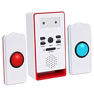 Amazon Com Innogear Caregiver Pager With Two Call Button