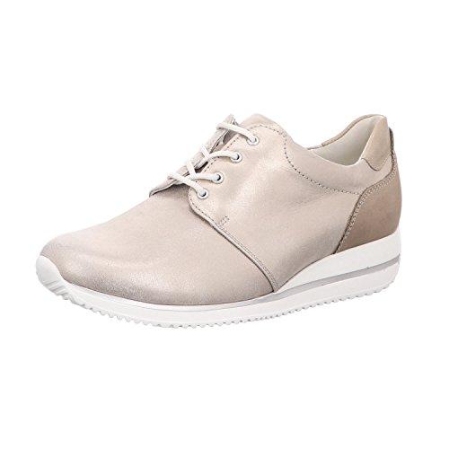 980002 Pour Ville Femme Lacets 230 310 Chaussures à Waldläufer Or de ZwqSdZ1
