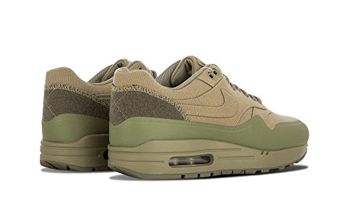 Nike Mens Air Max 1 Patch Steel Green Trainer
