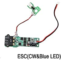Walkera Part AIBAO-Z-14 ESC - CW - Blue LED