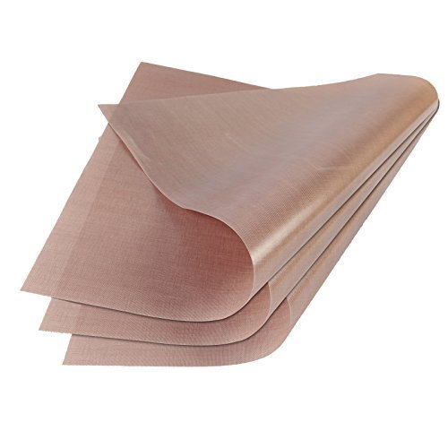 3 Pack Teflon Sheet For 16x20 Heat Press Transfer Sheet SUPER SALE LIMITED - Buy X Iron