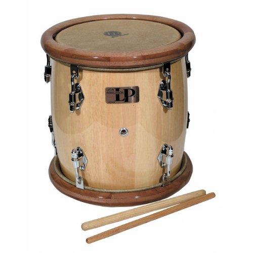Latin Percussion LP271-WD Tamboras Natural Finish