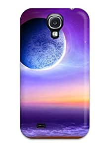 Quality ZippyDoritEduard Case Cover With Space Art Nice Appearance Compatible With Galaxy S4