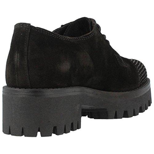Zapatos Alpe Alpe Para 1621 Mujer Negro Color Negro Modelo Mujer Marca 1Z1qrOn