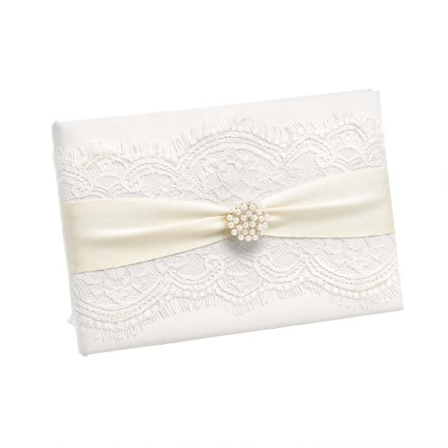 Unity Candle Pearl (Hortense B Hewitt Splendid Elegance Guest Book)