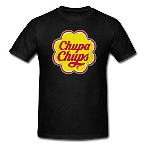 chupa-chups-black-men-t-shirt-xx-large