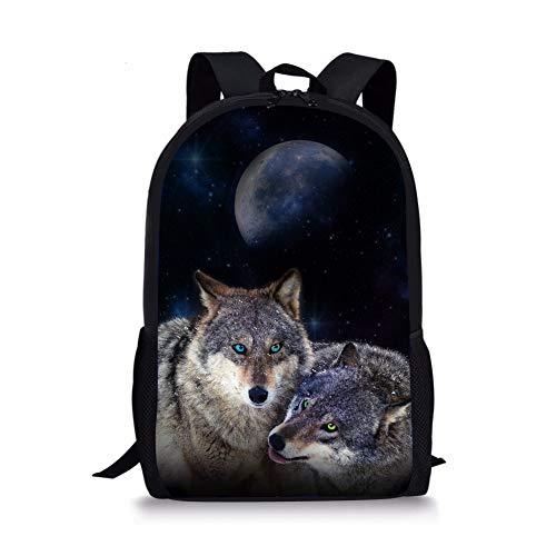 Fox Cartable Wolf 1 Noir 3 Moyen Chaqlin wEFTpxnTq