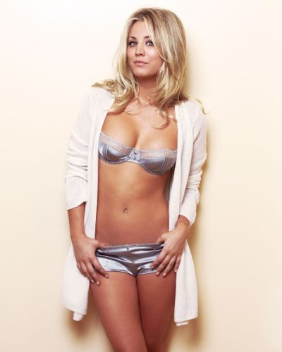KALEY CUOCO Sexy Shirt Open 8x10 PHOTO for sale  Delivered anywhere in USA