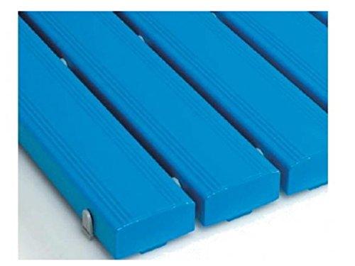 テラモト 抗菌安全スノコ 600×1810mm 緑 組立品 MR0933461 B0033VAHZQ 12250  グリーン