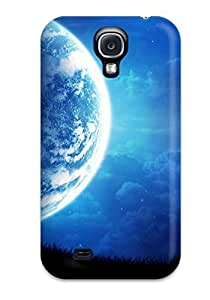 Excellent Galaxy S4 Case Tpu Cover Back Skin Protector Dream Night