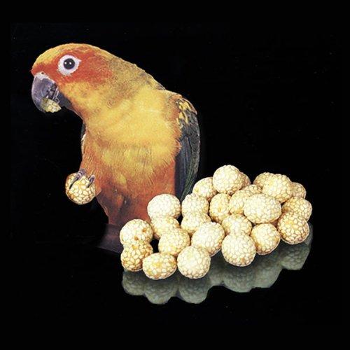 Peanut Snacks - Erdnusskugeln für Sittiche und Papageien