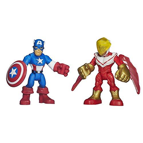 marvel adventures captain america - 4