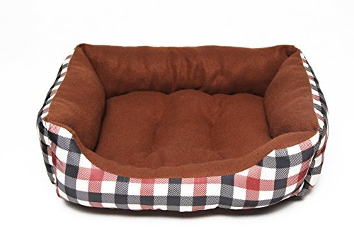 Hollypet Pet Bed for Cats and Small Medium Dogs Puppy Soft Pet Nest Sleeping Bag House Cushion Mat Pad For Sale