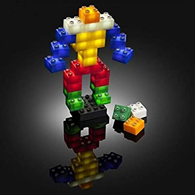LIGHT STAX(R) Illuminated Blocks Classic Set (36 Pieces): Toys & Games