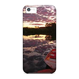 ELBhZyR6803 Anti-scratch Case Cover WBundy Protective Chamberlain River Australia Case For Iphone 5c